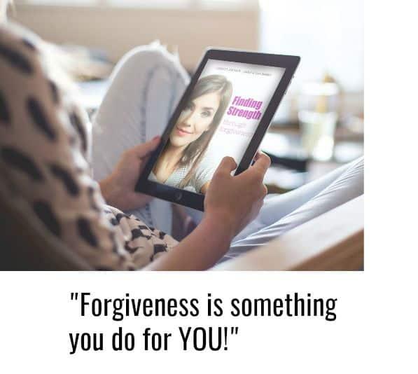 finding strength through forgiveness